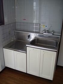 カサティント 103号室のキッチン
