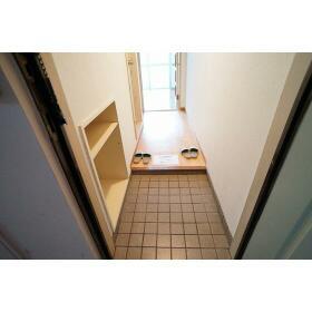 セラン相南 111号室の玄関