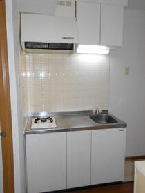 さくらそう 0102号室のキッチン