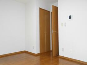 さくらそう 0102号室の玄関