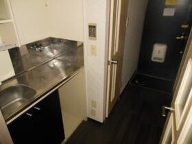 サンライフ香椎 103号室のキッチン