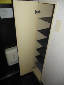 サンライフ香椎 103号室の収納