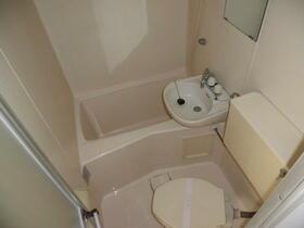プラザ・ドゥ・クレール 102号室の風呂