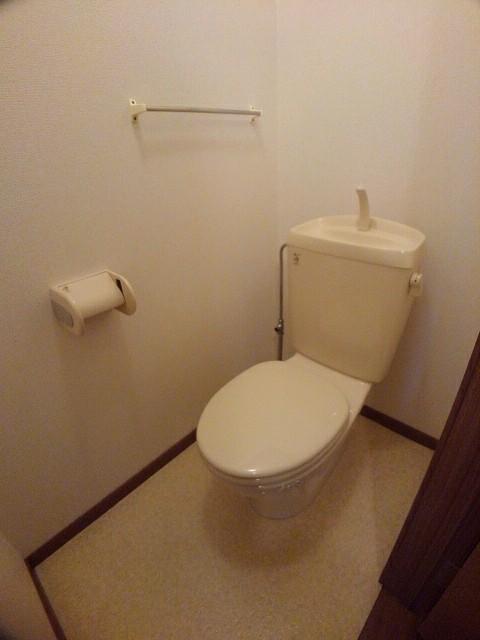 ガーデンスクウェアー B棟 02020号室のトイレ
