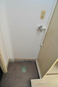 ベルシティー高砂 0104号室の収納
