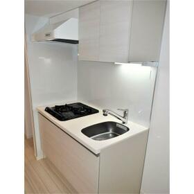 JM高輪レジデンス 0109号室のキッチン