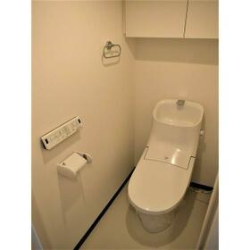 JM高輪レジデンス 0109号室のトイレ