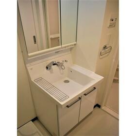 JM高輪レジデンス 0109号室の洗面所