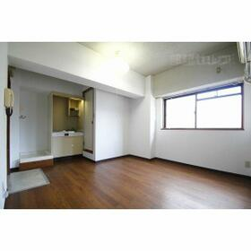 ホワイトハウス新栄 2C号室のベッドルーム