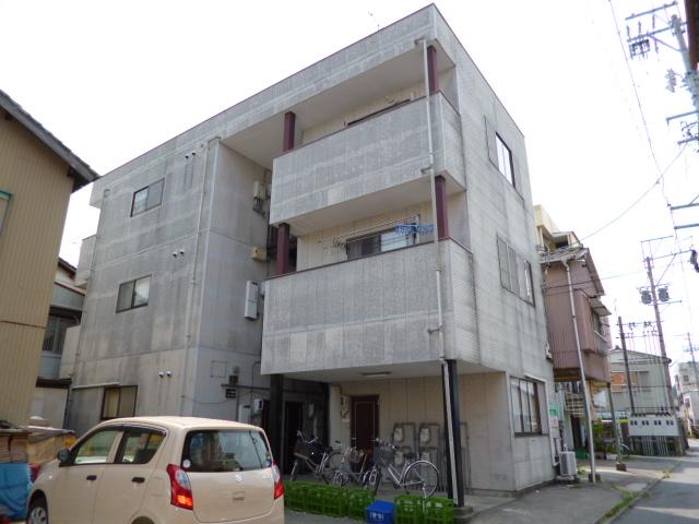 コーポ神田 201号室の外観