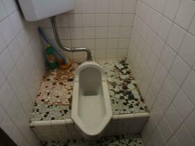 あおい荘大塚 303号室のトイレ