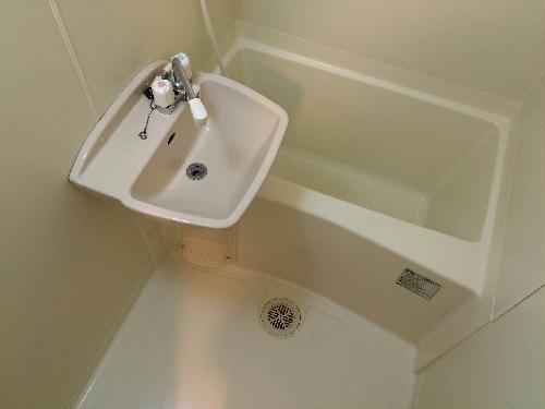 レオパレス森田 104号室のトイレ