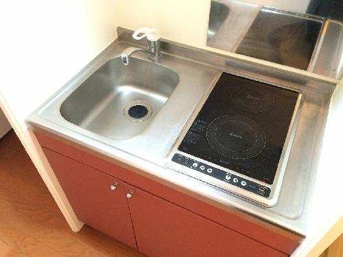 レオパレス森田 104号室の風呂