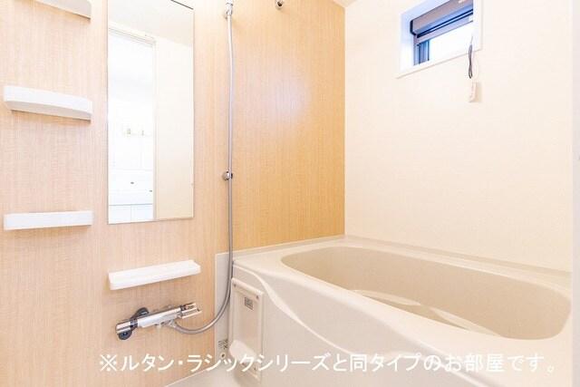 ルーチェクレアⅡA 02040号室の風呂