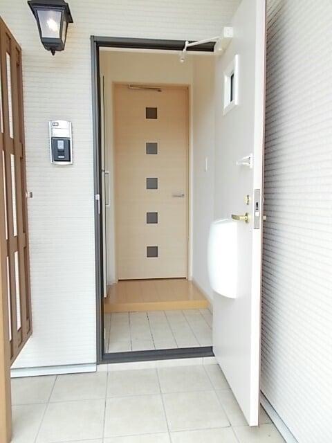 グレイスヒロ 01040号室の玄関