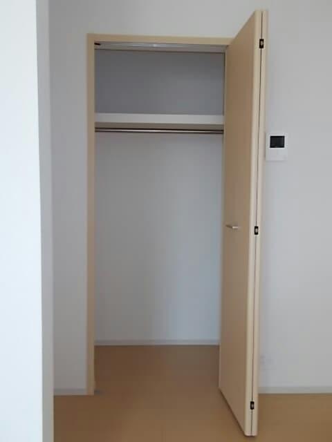 グレイスヒロ 01040号室の収納