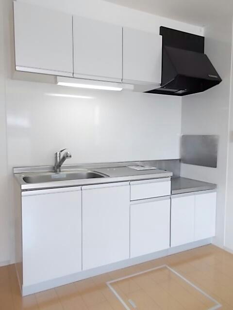 グレイスヒロ 01040号室のキッチン