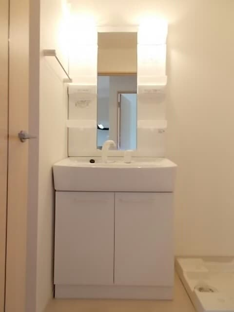 グレイスヒロ 01040号室の洗面所