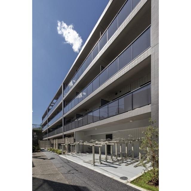 ミュプレ渋谷の外観