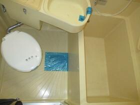 メゾン・ド・ルポ 0202号室の風呂
