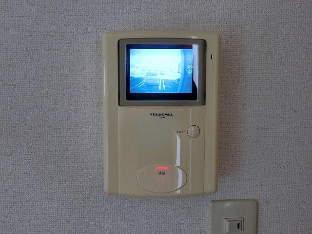 ヒルズⅣ 01030号室のセキュリティ