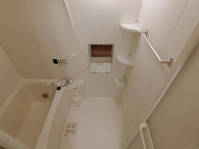 ヒルズⅣ 01030号室の風呂