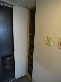 ペガサスマンション経堂 405号室の収納