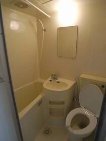 ペガサスマンション経堂 405号室の風呂