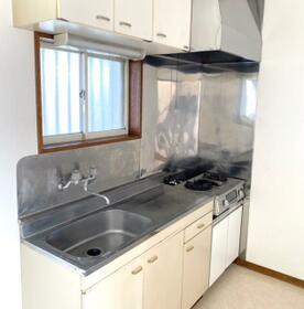 ミキコーポ小平 201号室のキッチン
