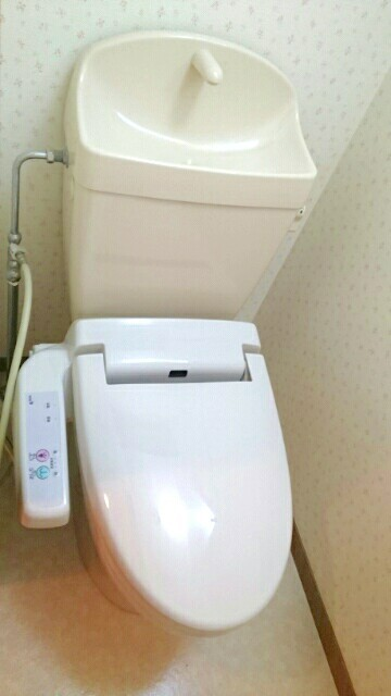 オーブリー 森 01020号室のトイレ