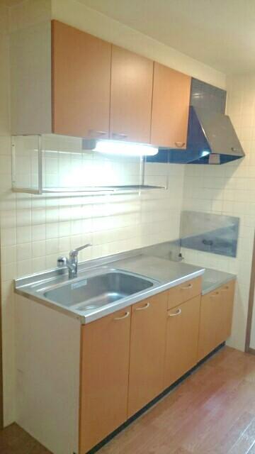 オーブリー 森 01020号室のキッチン