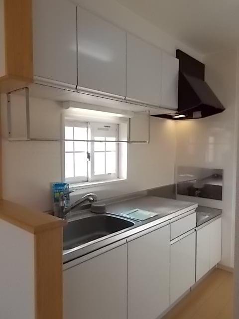 銀河館 02030号室のキッチン