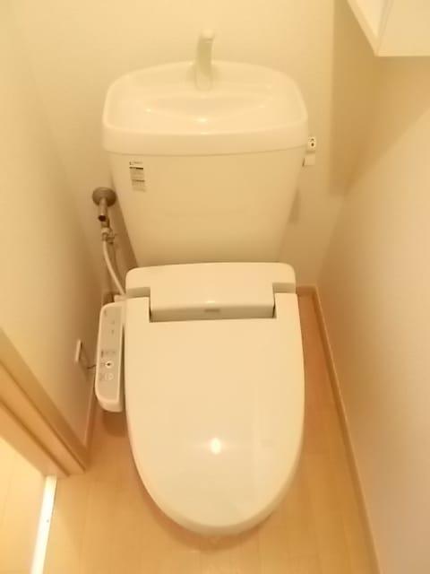 銀河館 02030号室のトイレ