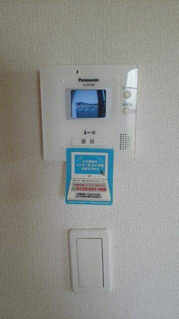 ブランネージュ B 02010号室のセキュリティ