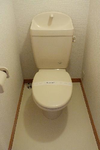 レオパレスザーリア 104号室のトイレ