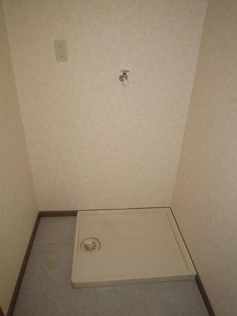 ソレアードA 02010号室の風呂
