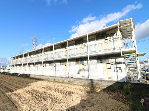 レオパレスフォレスト外観写真