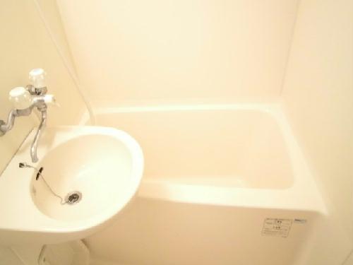 レオパレスSunFlower 101号室の風呂