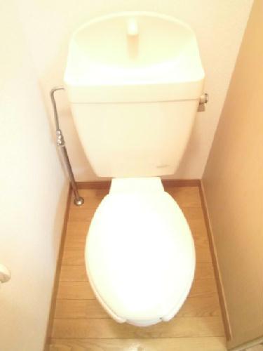 レオパレスSunFlower 101号室のトイレ