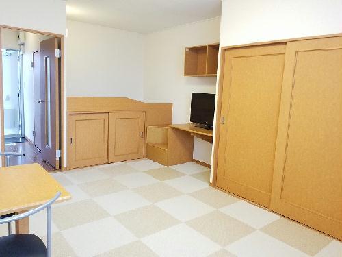 レオパレスラフィネⅡ 205号室の収納