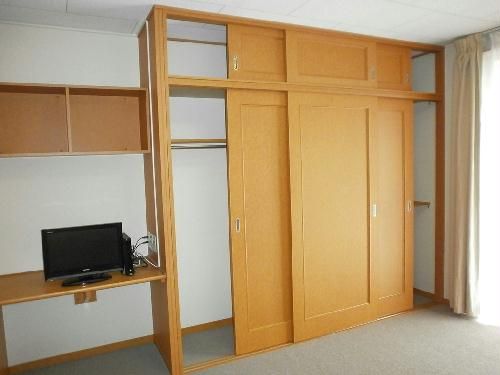 レオパレスラフィネⅡ 205号室のキッチン