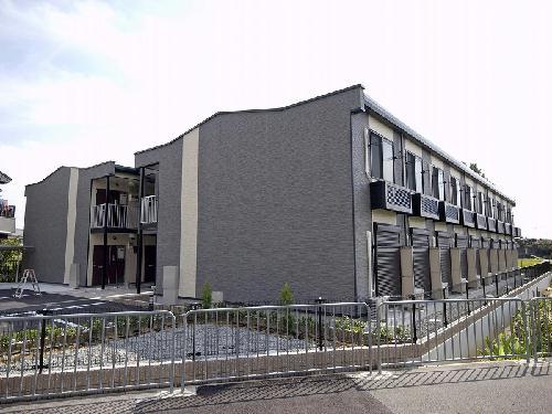 レオパレスフローラ須賀外観写真