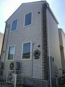 仙川Ⅱ シェアハウスの外観