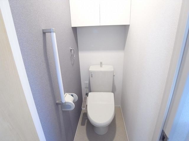 AZresidence草津本陣 06010号室のトイレ