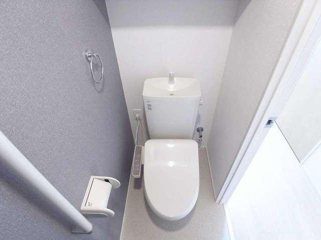 AZresidence草津本陣 09030号室のトイレ