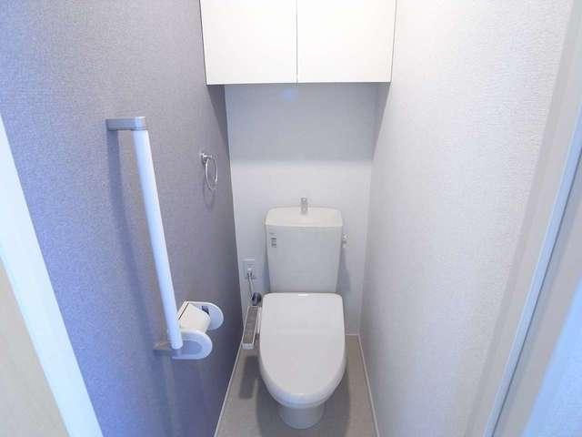 AZresidence草津本陣 10010号室のトイレ