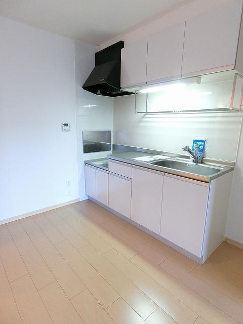 アルカンシエル・ド・ナナ Ⅱ 02020号室のキッチン