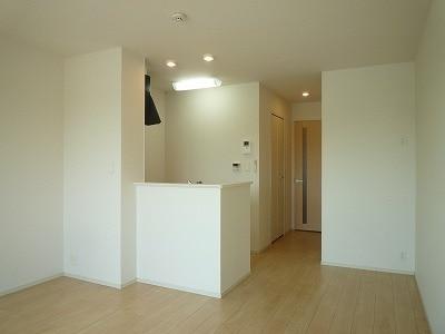 メゾン・ド・フルールA 01040号室のバルコニー