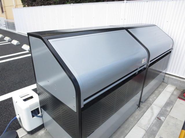 メゾン・ド・フルールA 01040号室のキッチン