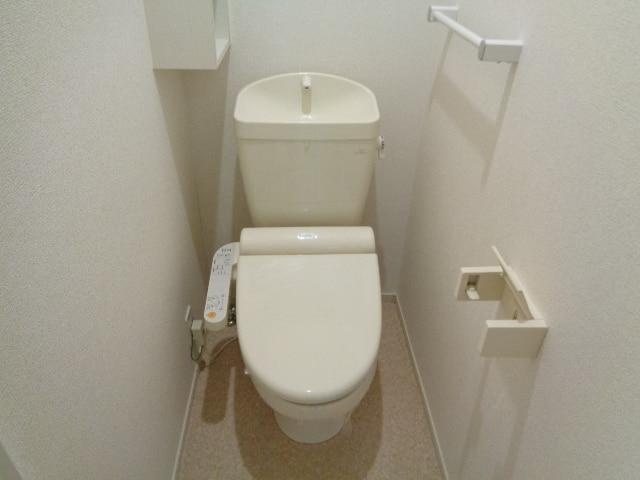 メゾン・ド・フルールA 01040号室のセキュリティ